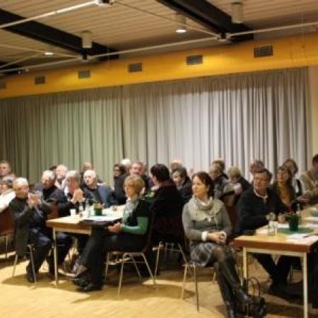 Mitgliederversammlung Februar