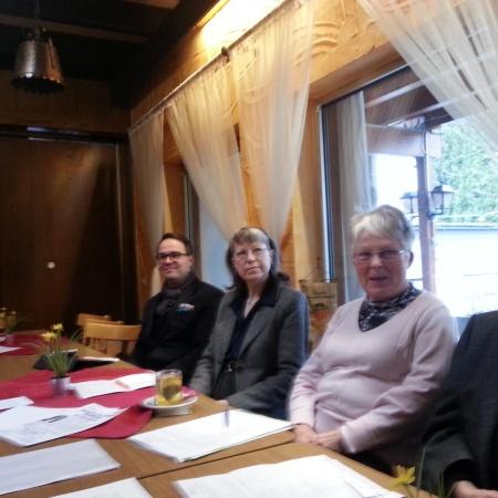 Mitgliederversammlung SU Meckenheim