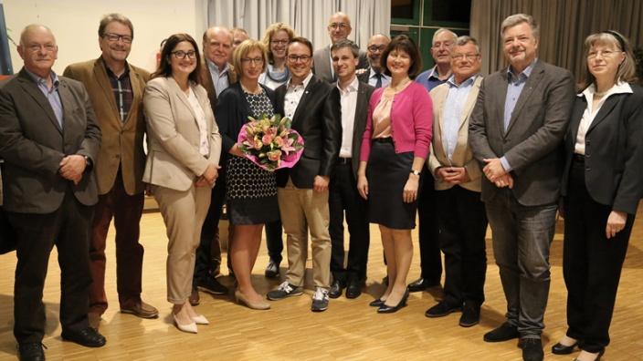 Vorstand der CDU Meckenheim