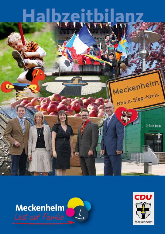 "Meckenheimer Kurier 2012 ""Halbzeitbilanz"""