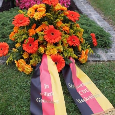 Gedenken an verstorbene Mitglieder 2013
