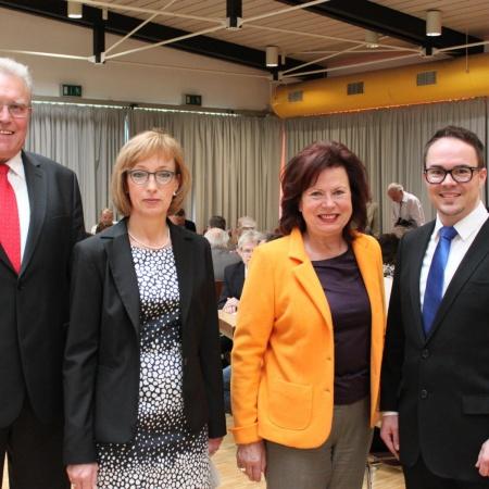 Mitgliederversammlung 2015 mit Vorstandsneuwahlen