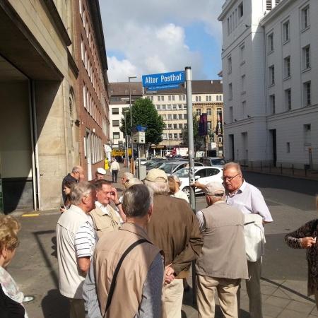 Mitgliederfahrt nach Aachen
